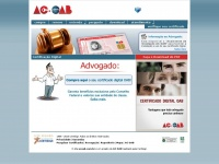 Acoab.com.br - AC OAB | Certificação Digital