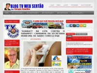 BLOG TV WEB SERTÃO