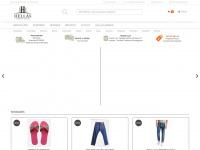 Hellás Fashion Store - Página Inicial