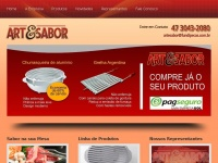 Artesabor.net - ART & SABOR - Home