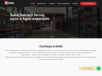 Reflo.com.br - Reflo - Produtos e Serviços Para o Setor Metalúrgico em Blumenau - SC