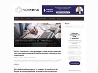 Mauronegruni.com.br - Mauro Negruni - Contribuindo para o mundo dos negócios SPEDMauro Negruni
