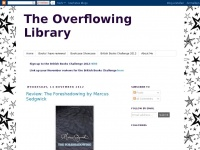 overflowinglibrary.com