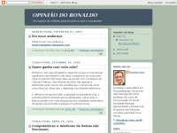 opiniaodoronaldo.blogspot.com