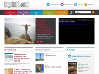 Lagoinha - Portal com assuntos diversificados voltados para a família.