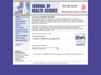 Jhs.pharm.or.jp - Journal of Health Science