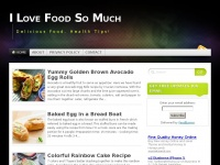 ilovefoodsomuch.com