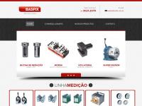 Basfix.com.br - Basfix - Especializada em produtos para Fixação, Usinagem e Metrologia, Caxias do Sul/RS