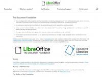 documentfoundation.org