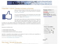 Blog Oficial do Site Ditados