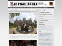 Artigolândia. Um Site de Experiências Pessoais de Viagem