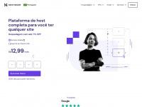 Hostinger.com.br - Hospedagem de Sites Barata | Host e Registro de Domínio Grátis
