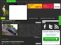 Noticias Automotivas e Tuning - BlogPortalVT