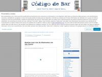 CÓDIGO DE BAR | noticias bizarras, videos engraçados e papo de boteco…