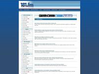181.FM - Your Lifestyle... Your Music! ~ Free Internet Radio ~