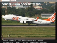 CONSTRUINDO COCKPIT 737NG