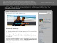 Omundodepeu.blogspot.com - O Mundo de Peu