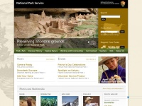 NPS.gov Homepage (U.S. National Park Service)