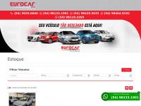 Estoque - Eurocar Veículos