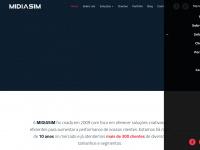 MIDIASIM - Agência São José dos Campos - Criação de site, Loja virtual, E-mail marketing, Marketing de busca, Sistemas online, Criação de logomarca - Agência SJC