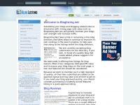 Bloglisting.net - Blog Directory