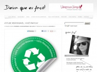 Vanessa Lima | Design gráfico e digital