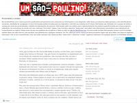 Um São Paulino | Espaço de crônicas, textos e análises sobre o SPFC.