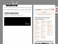Osocio.org - Osocio - The best of non-profit advertising and marketing