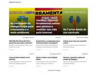 Blogando Noticias - Um portal de variedades na internet.
