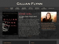 Gillian-flynn.com - Gillian Flynn | Author of Gone Girl, Dark Places and Sharp Objects