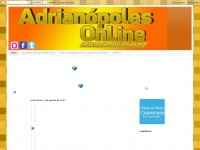 Adrianopolisonline.blogspot.com - ADRIANÓPOLES ONLINE.
