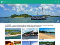 CAMAMU.NET - A Baía de Camamu - Bahia