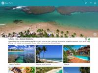 TAIPUS.NET - Praia de Taipu de Fora - Península de Maraú - Bahia