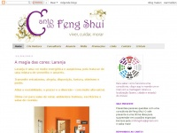 Canto do Feng Shui by Cris Ventura