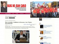 BLOG DO JEAN CARLO