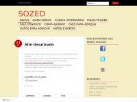 Sozed.wordpress.com - Sozed | Adote um bichinho