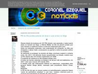coronelezequielnoticias.blogspot.com
