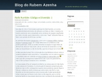 Blog do Rubem Azenha | Yet another WordPress.com weblog