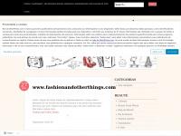 """Viajando na Beauté   Porque """"garimpando"""", encontramos nossos adorados e indispensáveis itens fashion em todo lugar."""
