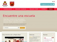 Maplebear.com.mx - Welcome to Maple Bear México | MapleBear