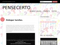 pensecerto | Just another WordPress.com site