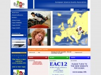 Euscea.org - EUSCEA - European Science Events Association