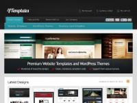 4templates.com - 4Templates - Website Templates, WordPress Themes, and more