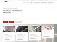Artstec.com.br - Artstec - Estruturas e Coberturas Metálicas