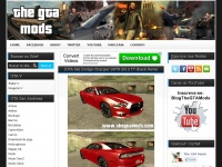 The GTA Mods » Modificações Para Grand Theft Auto San Andreas e GTA 4 Mod