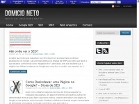 Domicio Neto - Especialista em SEO, Web Analytics e Marketing Digital