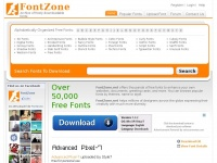 Fontzone.net - FREE Fonts To Download - Thousands of fonts to download free for windows and mac