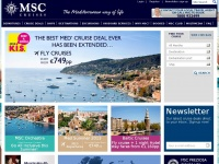 Msccruises.ie - MSC Cruises Ireland | A Cruise Like No Other