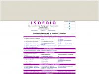 ISOFRIO - Refrigeração, Climatização & Aquecimento; Isolamento Termoacústico/index