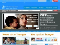 Wfp.org - Homepage | World Food Programme